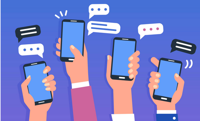 text outreach